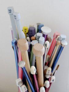 Игли (шишове) за плетене